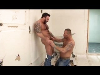 Hairy Musclebears Suck and Fuck