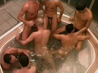 This biggest whirlpool is host to a number of slutty Italian dudes who...