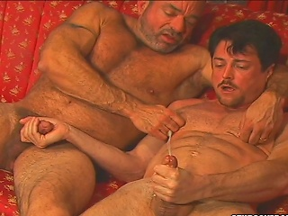 Andrew Addams asshole gets licked by Muscle Mikes filthy tongue...