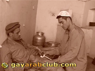Arab gay big schlong strokings