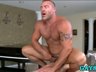 Stud gives this guy a fucking